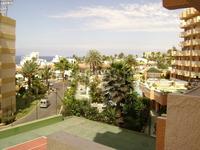 Вид из апартаментов Caribe 3*