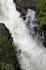 Мощный и шумный водопад Слеттафоссен / Slettafossen