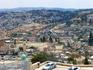 Вдалеке - новый Иерусалим. Тут же его историческая часть.  Масличная гора имеет три вершины, на которых расположены:на северной вершине (826 м над уровнем ...