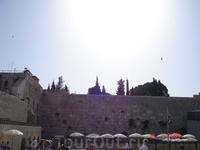 Стена плача (Западная стена) представляет собой часть сохранившихся опорных сооружений, окружавших Храмовую гору, на вершине которой стоял Иерусалимский ...