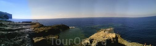 остров Гозо, грибная гора