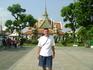 24 декабря 2010. Бангкок. Храм Wat Phra.