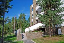 Отель небольшой, но очень уютный и комфортный.