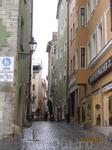 Старые улочки Регесбурга