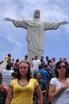 Рио-де-Жанейро. Статуя Христа Спасителя