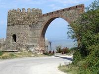 Ворота Сигнахской крепости