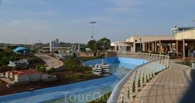 Где еще вы сможете увидеть целую страну за один день? Такое возможно лишь в одном месте: в парке миниатюр «Мини-Израиль».