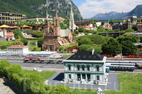 Парк Швейцария в миниатюре