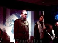 Фидель Кастро и Муаммар Каддафи