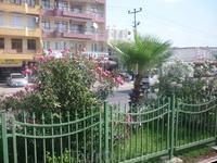 улочка Анталии.