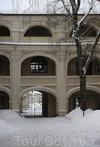 Зимний Вильнюс в январе