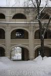 Университетские дворики