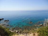 Дикие пляжи за Иерапетрой, Ливийское море