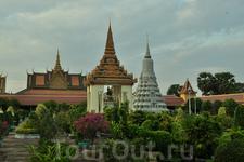 Камбоджа. Kingdom