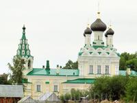 Храм во имя Святой Троицы в Ивангороде