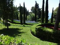 """парк """"Сады святой Клотильды"""""""