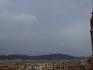 уставшее осеннее небо над уставшим городом, а потом был ... дождь