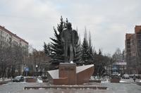 Памятник С.П.Королёву