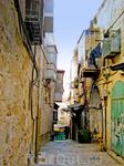 Эти улочки Иерусалима днем превращаются в шумный базар.
