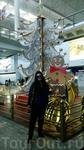 """Как и многие международные аэропрты Юго-Восточной Азии, аэропорт Гонконга впечатляет своими современностью, размахом и """"организованностью"""". По моему мнению ..."""