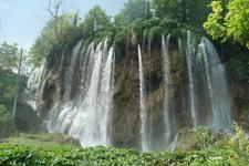 Плитвицы,красота водопада...