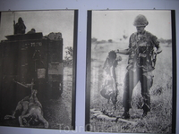 Особо впечатлительным - не смотреть. Музей жертв американских войск войны 1965-1973 годов. Куски тел и прочее.