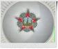 Под куполом зала - барельефы городов-героев. Обрамляет купол лавровый венок, символизирующий торжество Победы, в центре купола на высоте 25 м - красочный ...