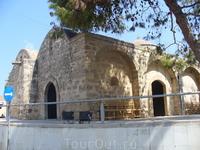 Церковь Святой Анны (построена в 13 веке) Паралимни