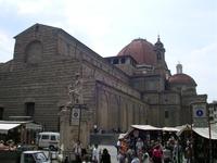 Флорентийская Церковь Сан-Лоренцо