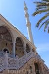 4х-минаретная мечеть.. по дороге в Сиде