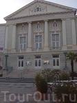 Баден. Городской театр.