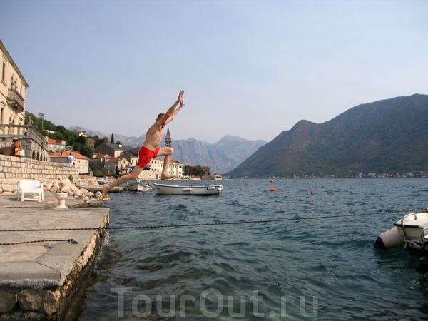 русских черногория фотоотчет туристов иголку пришиваем