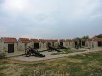 Старинные пушки