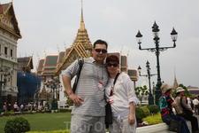 Бангкок. Королевский дворец