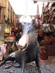 кабанчик-символ торговой жизни Флоренции