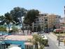 вид из отеля Мирафлорес 3