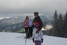 На вершине горы Ясны ( наши туристы жили у подножия горы в частных аппартаментах и виллах, что значительно приятнее по качеству и по деньгам, чем в большинстве ...