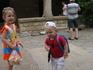 Дети на экскурсии