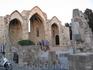 Церковь Panagia ( Девы Марии ) 14 век. Разрушен в ВОВ.