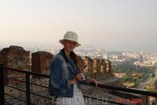 Первая экскурсия-в городе Салоники