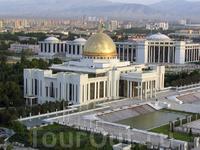 Дворец Туркменбаши