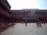 Площадь Сан Марко, вид от Собора.