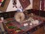 На ковровой фабрике