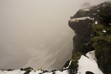 Высока в горах