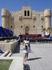 На месте этой крепости стоял Александрийский маяк