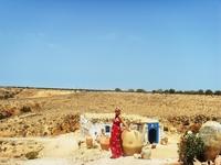 Производство глиняной посуды в ГУЭЛЛАЛА, остров Джерба
