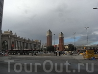 площадь Испании 1