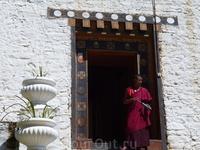 Бутан.Монастырь Симтоки