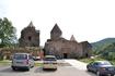 Монастырь Севанаванк  Монастырь расположен в 6 км восточнее города Севан, на полуострове Севан. До обмельчания озера полуостров был небольшим островом ...