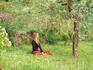 Медитация в Саду Роз
